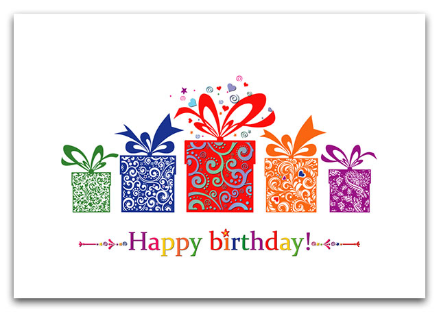 Birthday Cards Acidprint Professional Media Solutions