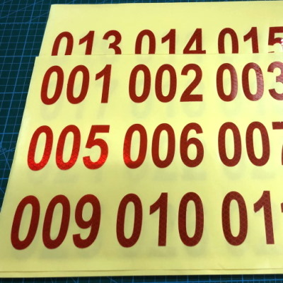 reflective-letters-sticker-for-lamp-post-road-signs